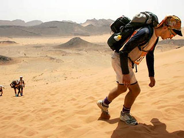 Comienza la Maratón de las Arenas en Marruecos