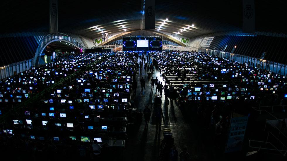 """TLP Tenerife: """"Comienza la partida"""" con el encendido de pantallas"""