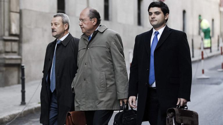 Comienzan los interrogatorios a exdirectivos de bankia por for Bankia oficina internet entrar directo