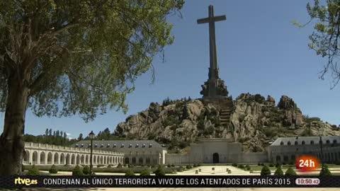 Comienzan los primeros trabajos de exhumación en el Valle de los Caídos