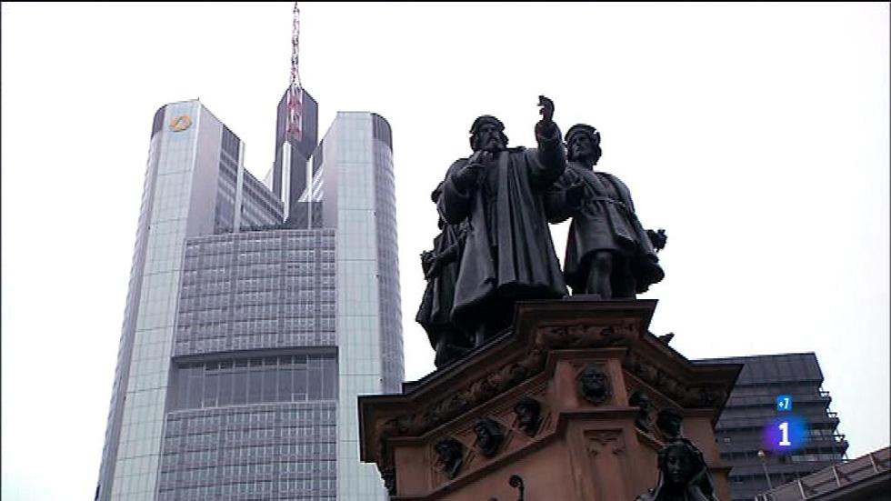 Españoles en el mundo - Fráncfort - Commerzbank Tower