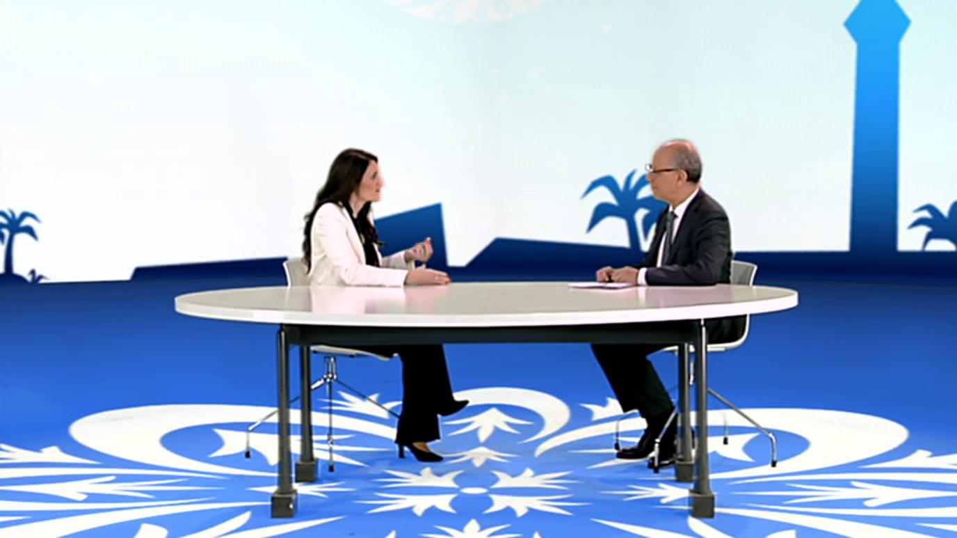 Medina en TVE - Cómo hablar de terrorismo con los niños