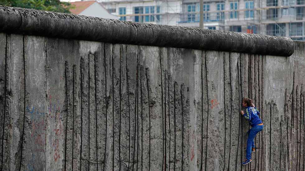 ¿Cómo murieron las víctimas del muro de Berlín? - 25 aniversario de la caída del Muro de Berlín