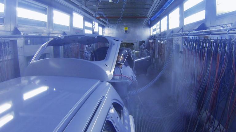 Fabricando Made in Spain - ¿Cómo se fabrica un coche?