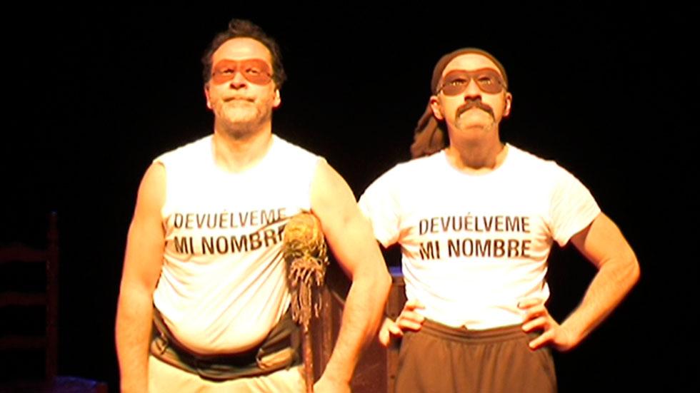 La compañía de teatro 'Sexpeare' estrena la nueva versión de 'Rinconete y Cortadillo'