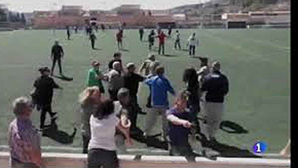 Competición decide cerrar el campo del Collerense
