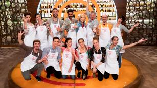 Competición y diversión en 'MasterChef Celebrity 3'