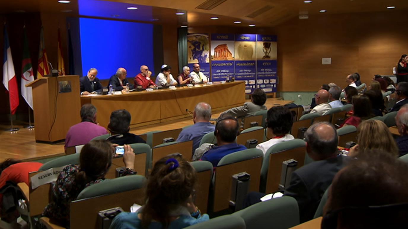 Medina en TVE - El compromiso de la paz