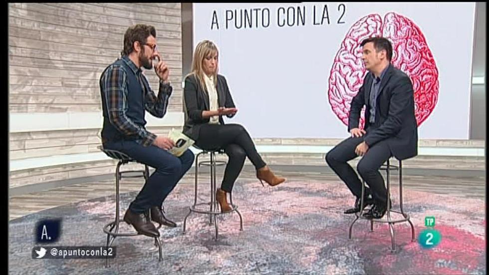 A punto con La 2 - Entrevista: comunicación no verbal con Javier Luxor