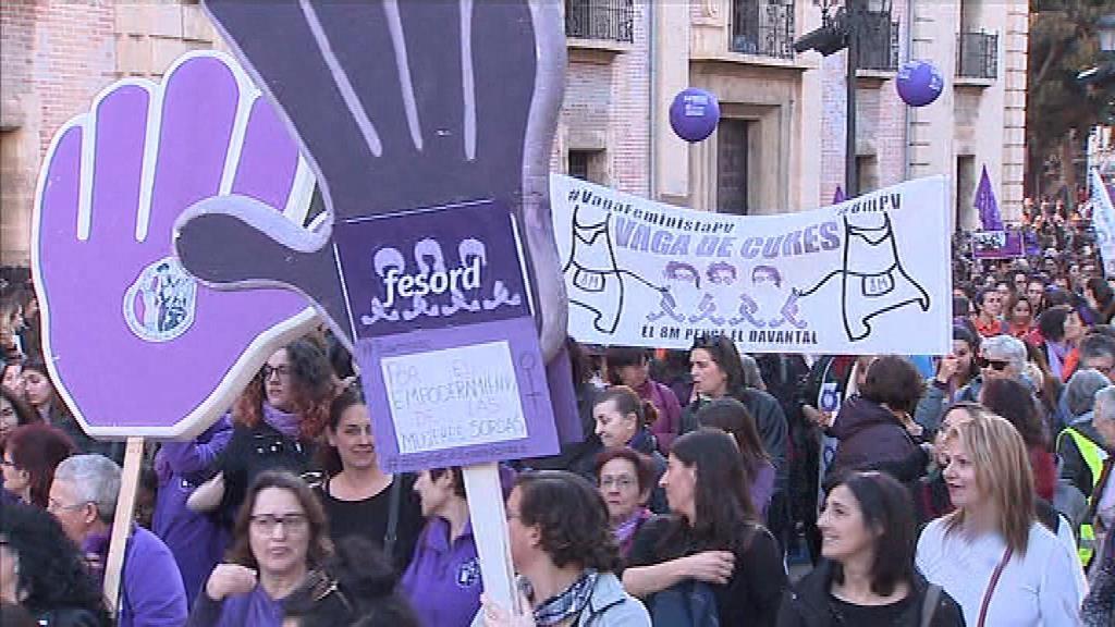 La Comunidad Valenciana en 2' - 09/03/18