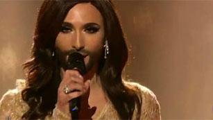 Con Conchita Wurst vuelve la canción protesta