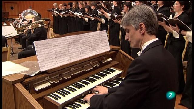 Los conciertos de La 2 - Concierto nº 4 del IX ciclo de Música Coral (1ª parte)