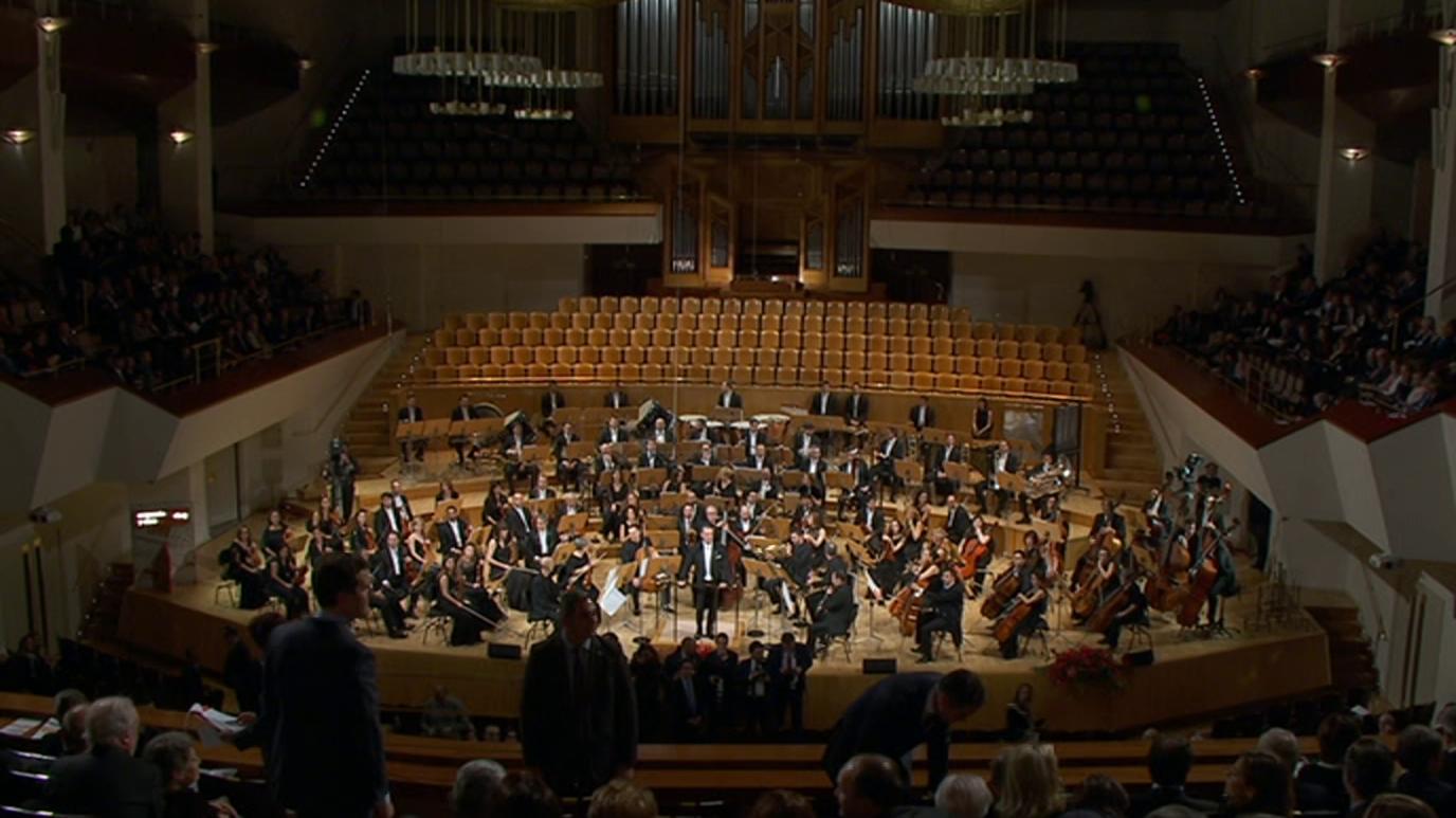 Los conciertos de La 2 - Concierto 40º Aniversario de la Constitución Española con la Orquesta y Coro RTVE