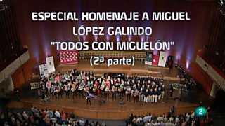 Los conciertos de La 2 - Concierto por Miguel López Galindo. Parte 2