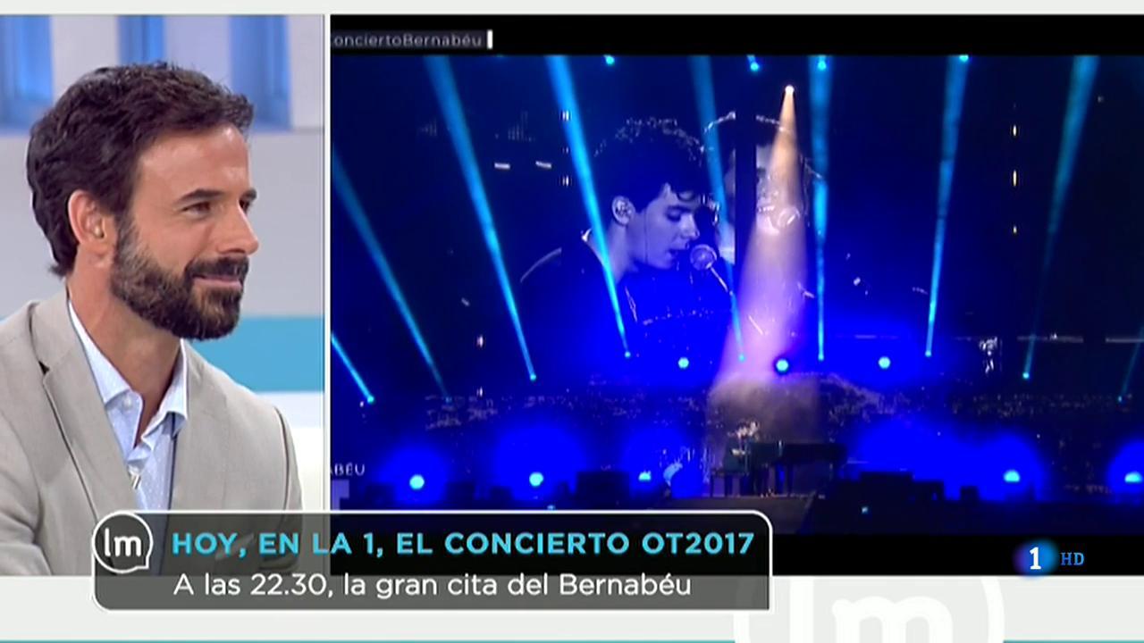 La Mañana - El concierto de OT en el Bernabéu, esta noche a las 22:30h en La 1