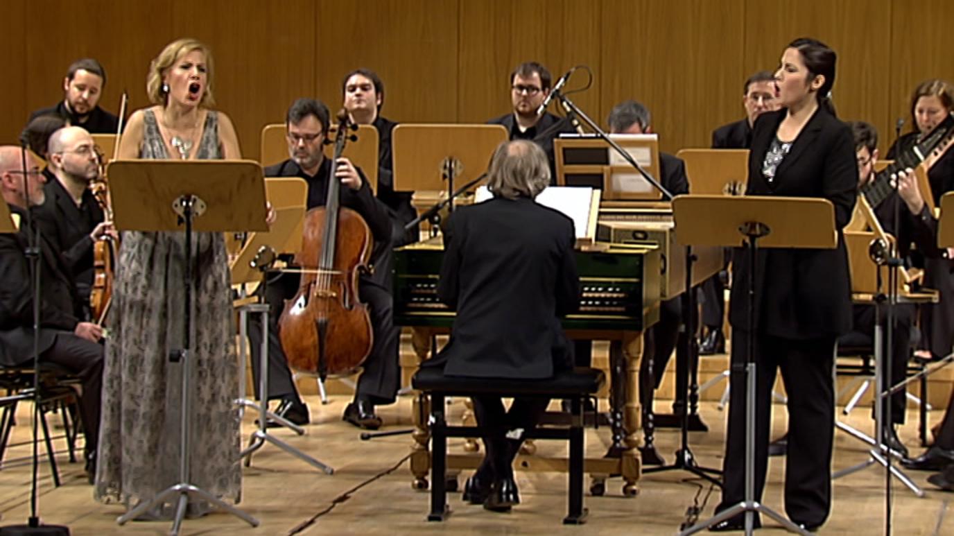 CNDM, ópera de Nebra: 'Venus y Adonis'