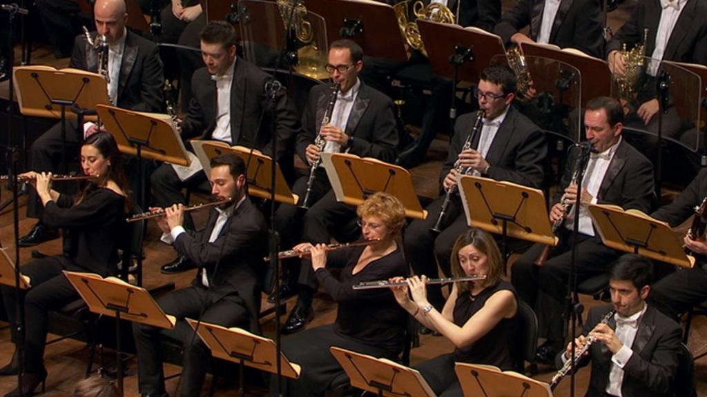 Concierto Orquesta Sinfónica RTVE B-14 (temporada 2017-2018)