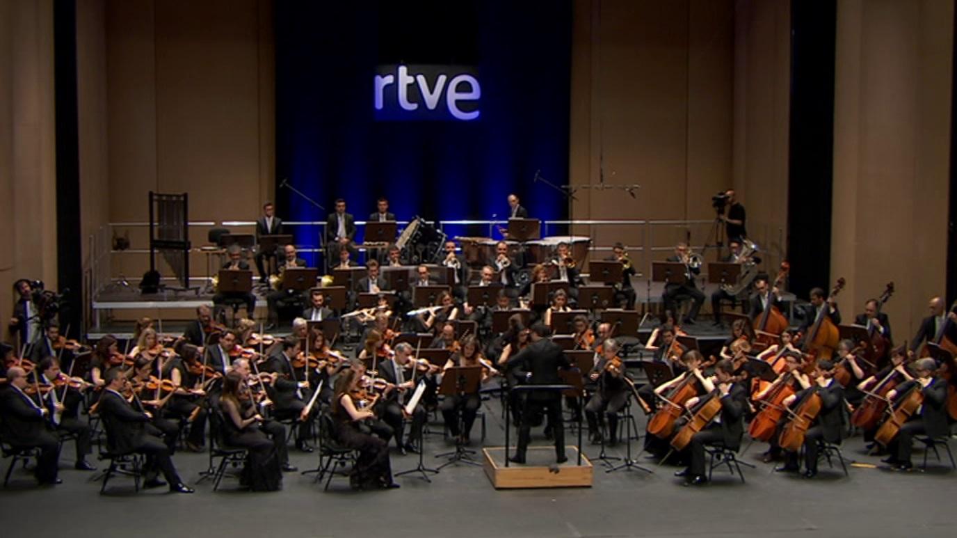 Jóvenes Músicos 3, 2ª parte Cuarta sinfonía de Tchaikovsky