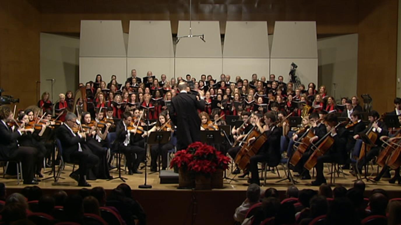 Orquesta y coro JMJ