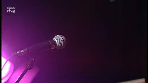 La banda Hide participa en la grabación de Los conciertos del Instituto RTVE