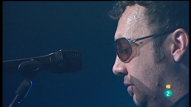 John Tirado en los conciertos de Radio 3