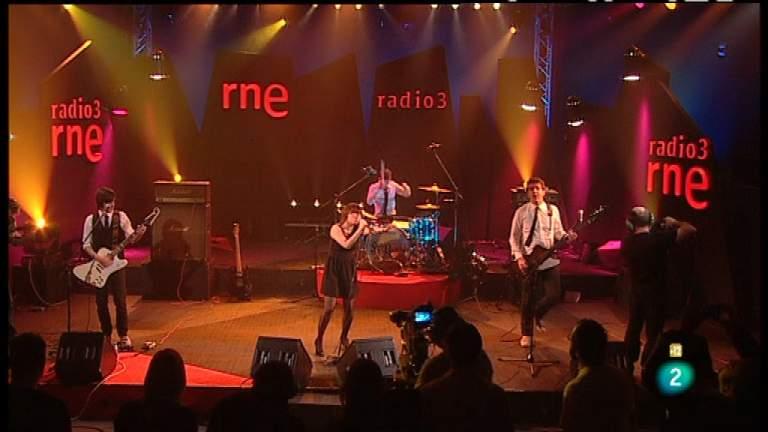 Los conciertos de Radio 3 - Resumen semanal