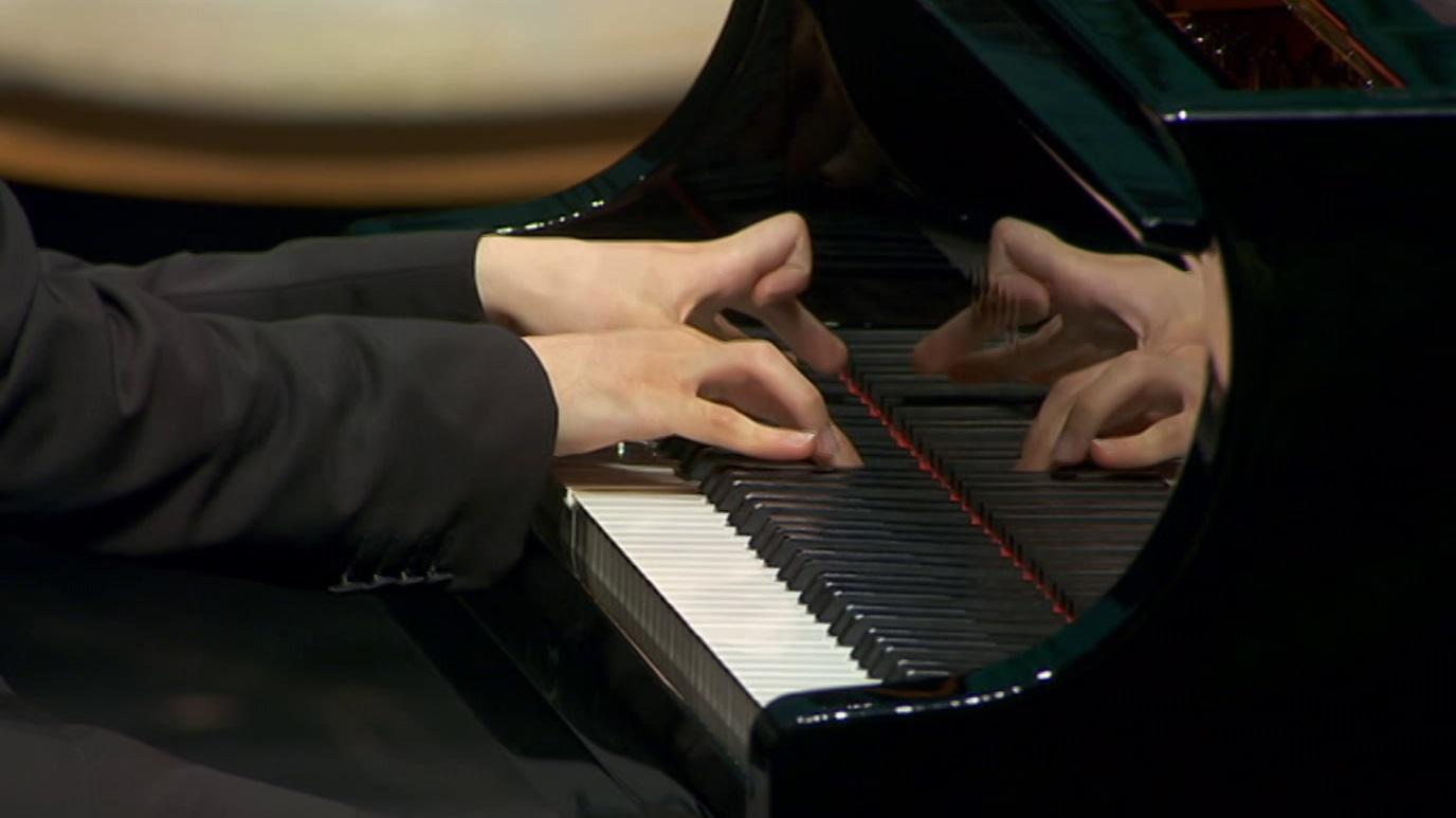 Concurso internacional de Piano Paloma O'Shea - Gala de Premios