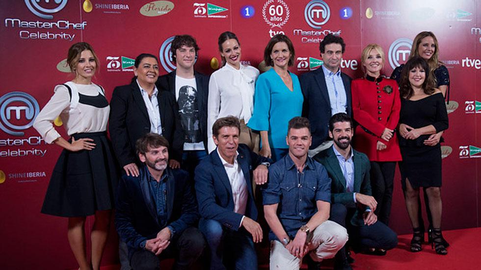 El concurso MasterChef Celebrity  es una de las grandes apuestas de TVE para esta temporada