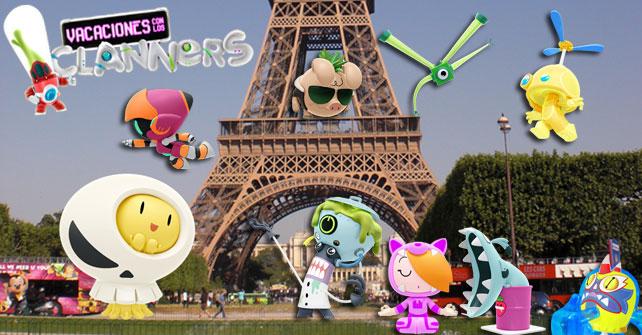 Imagen Ficha de Vacaciones con los Clanners