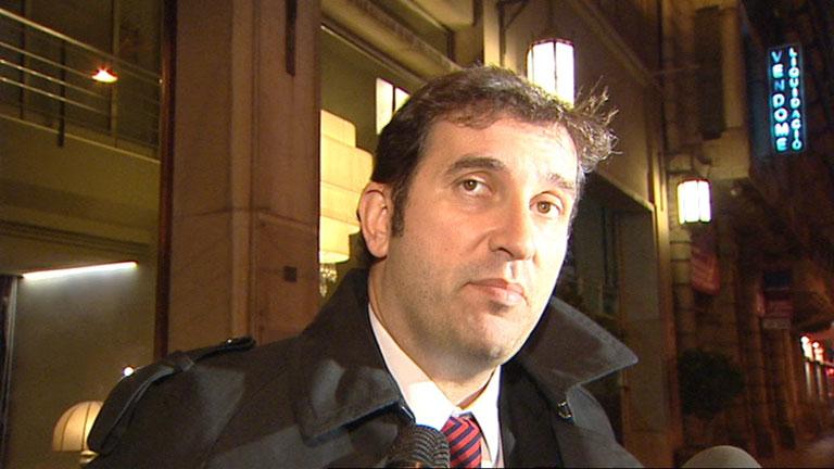 Condenado el ex presidente de Spanair, Ferran Soriano, por la quiebra de la aerolínea