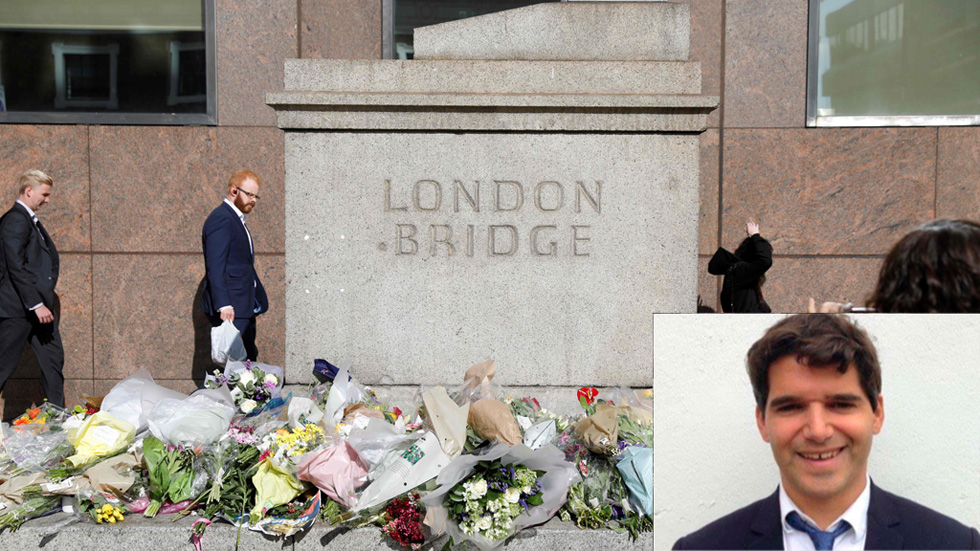 Confirman la muerte de Ignacio Echeverría, el español que se enfrentó a los terroristas en Londres