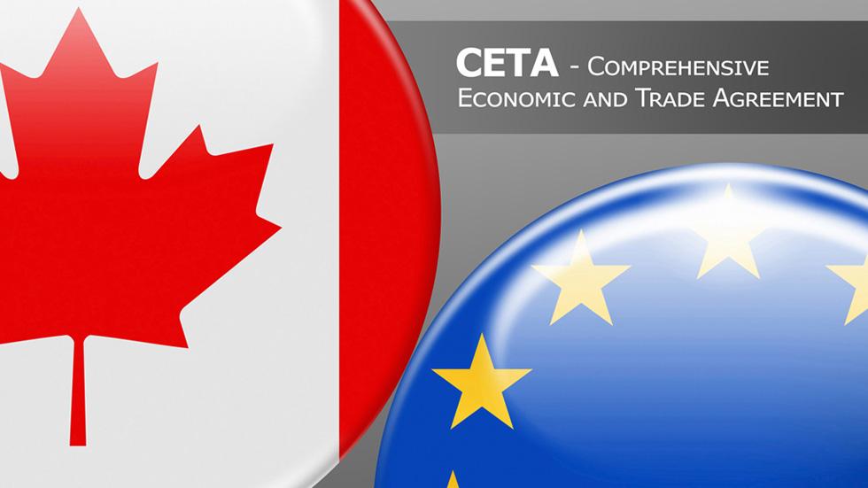 El Congreso da luz verde al tratado de libre comercio entre la UE y Canadá pese a la abstención del PSOE