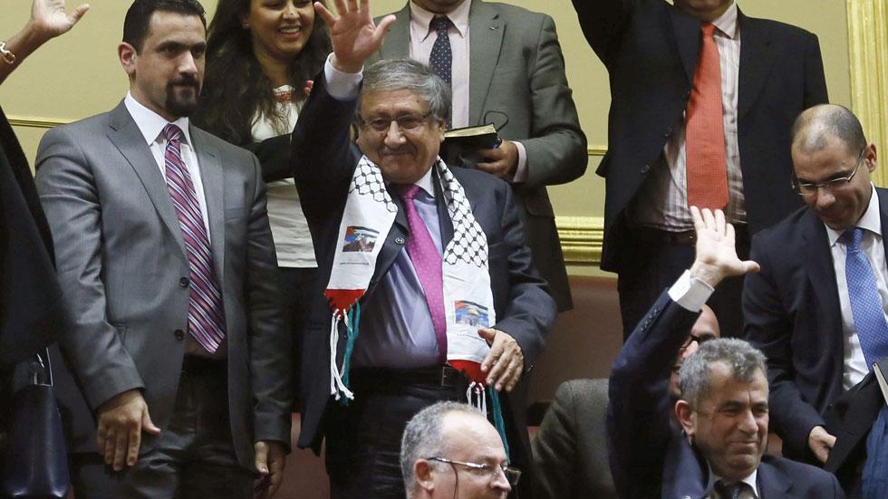 El Congreso pide al Gobierno que reconozca a Palestina como Estado por unanimidad