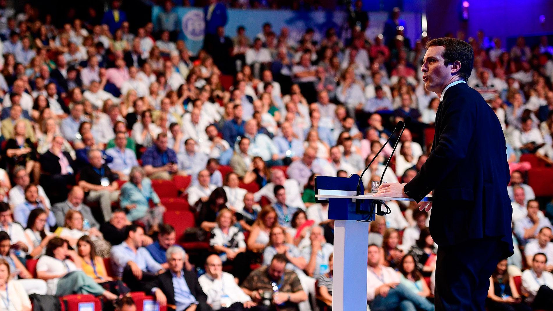 Congreso PP | Discurso íntegro de Pablo Casado