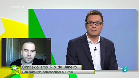 El Rondo - Connexió amb Brasil per parlar amb Pau Ramírez