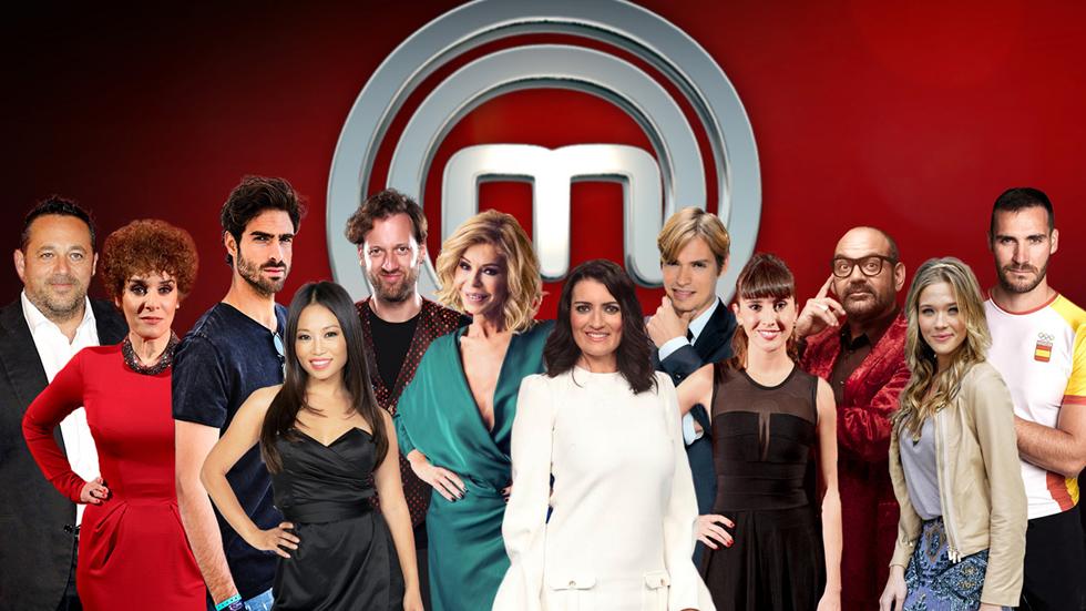 Corazón - Conoce a los 12 aspirantes famosos de MasterChef Celebrity 2