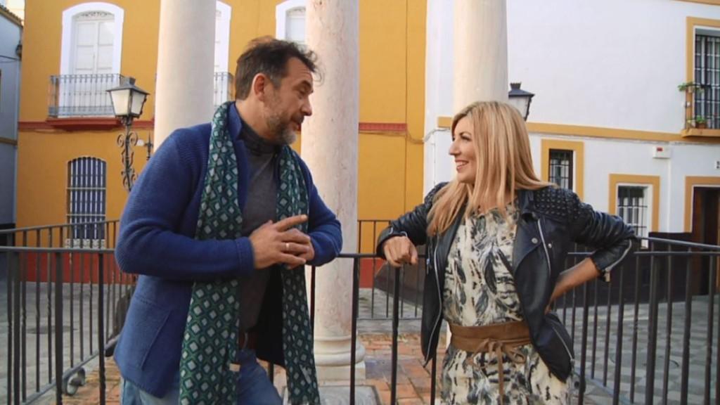 Aquí la Tierra - Conocemos Sevilla con José Luís García Pérez