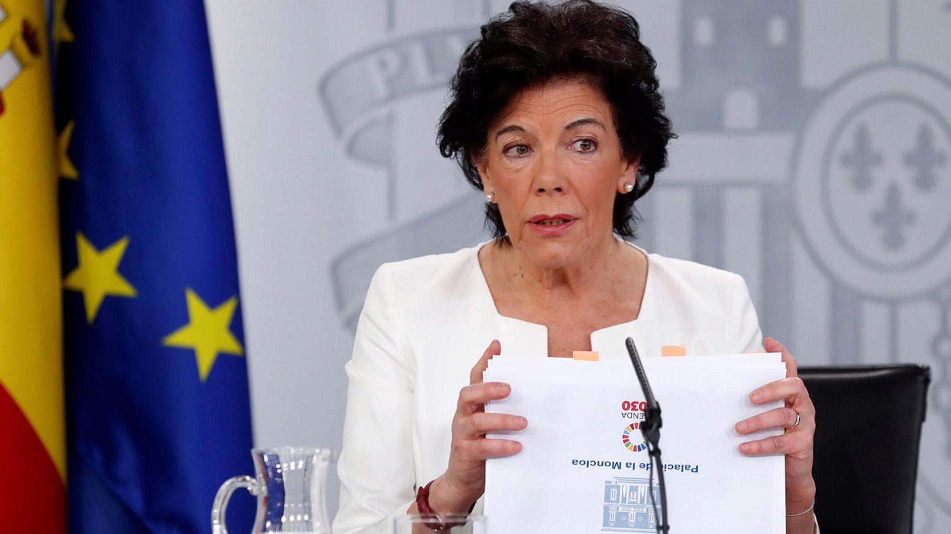 Educaci n el consejo de ministros aprueba el proyecto de for Clausula suelo consejo de ministros
