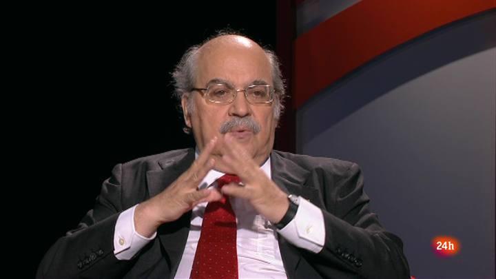 Aquí parlem - El conseller Andreu Mas-Colell - 20/07/2013