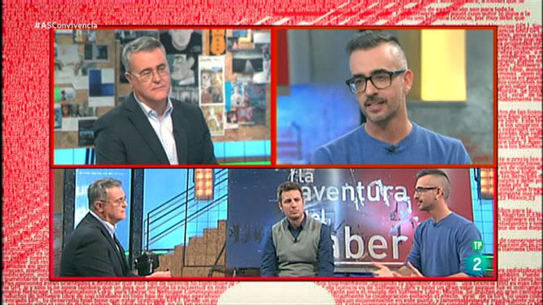La Aventura del Saber. TVE. Sección de psicología.  Alfredo García Gárate y Guillermo Blázquez. Consultas de los espectadores