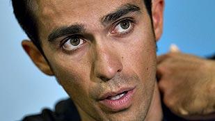 """Contador: Hay que ver si puedo llegar a la Vuelta con un nivel medio, pero no es fácil"""""""
