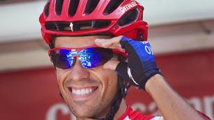 Contador sigue de rojo y Bennati triunfa en la etapa más larga de la Vuelta, 204 kms