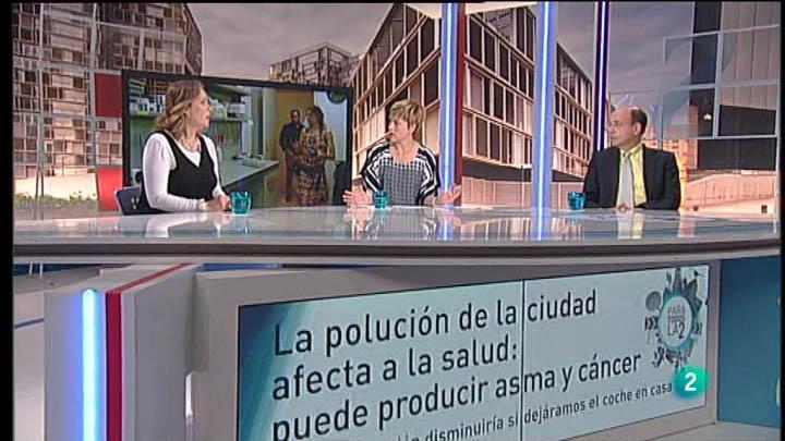 Para Todos La 2 - Debate: La contaminación atmosférica y la salud