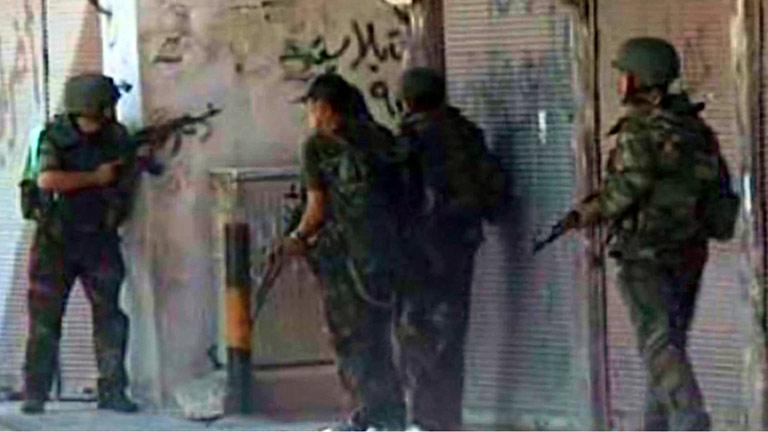 Continúan los combates en Alepo, segunda ciudad de Siria