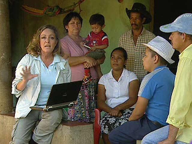 La FAO lucha contra el hambre en El Salvador