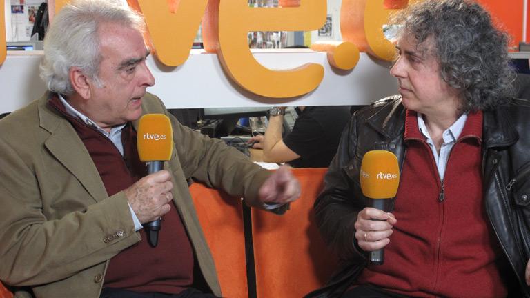 Conversación sobre flamenco entre Velázquez-Gaztelu y Gamboa
