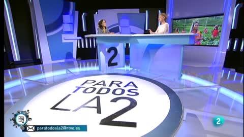 Para todos La 2 - Cooperación - Entrevista a Ana García-Arroyo