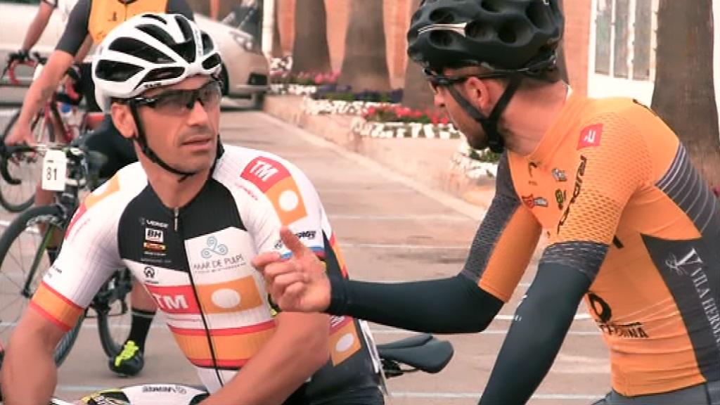 Ciclismo - Copa Carretera Ultrafondo 'Desafío Titánico' desde Castellón