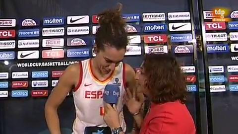 Copa del Mundo: la alegría de las jugadoras españolas
