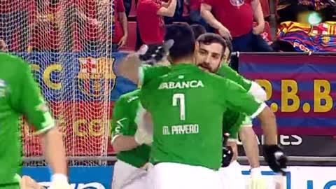 Hockey patines - Copa del Rey. Final